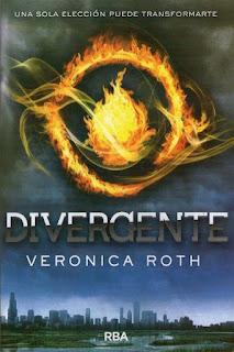 Divergente   Divergente #1   Veronica Roth