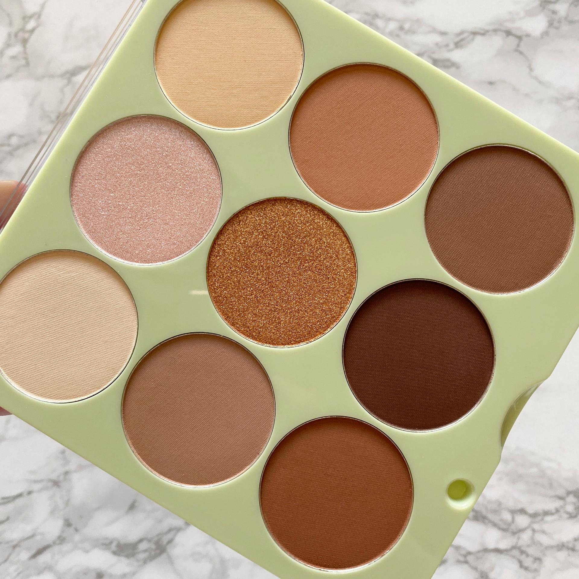 pixi beauty promise shape shifter palette review