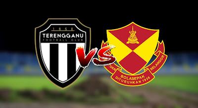 Live Streaming Terengganu vs Selangor Liga Super 11.3.2020