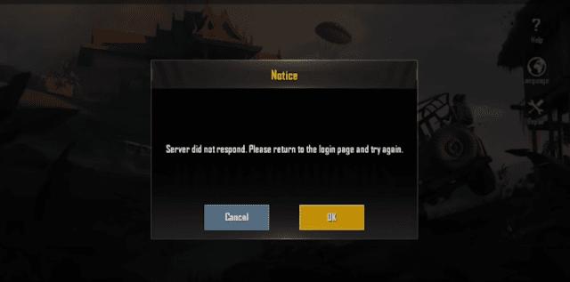 حل مشكلة لعبة pubg mobile للاندرويد
