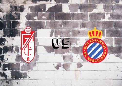 Granada vs Espanyol  Resumen