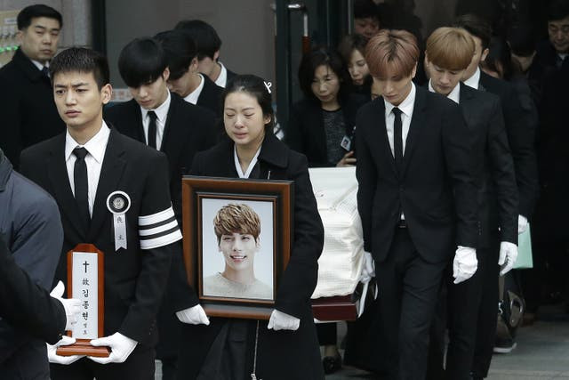 Good times! Getting to know important things are all part of Jonghyun's life