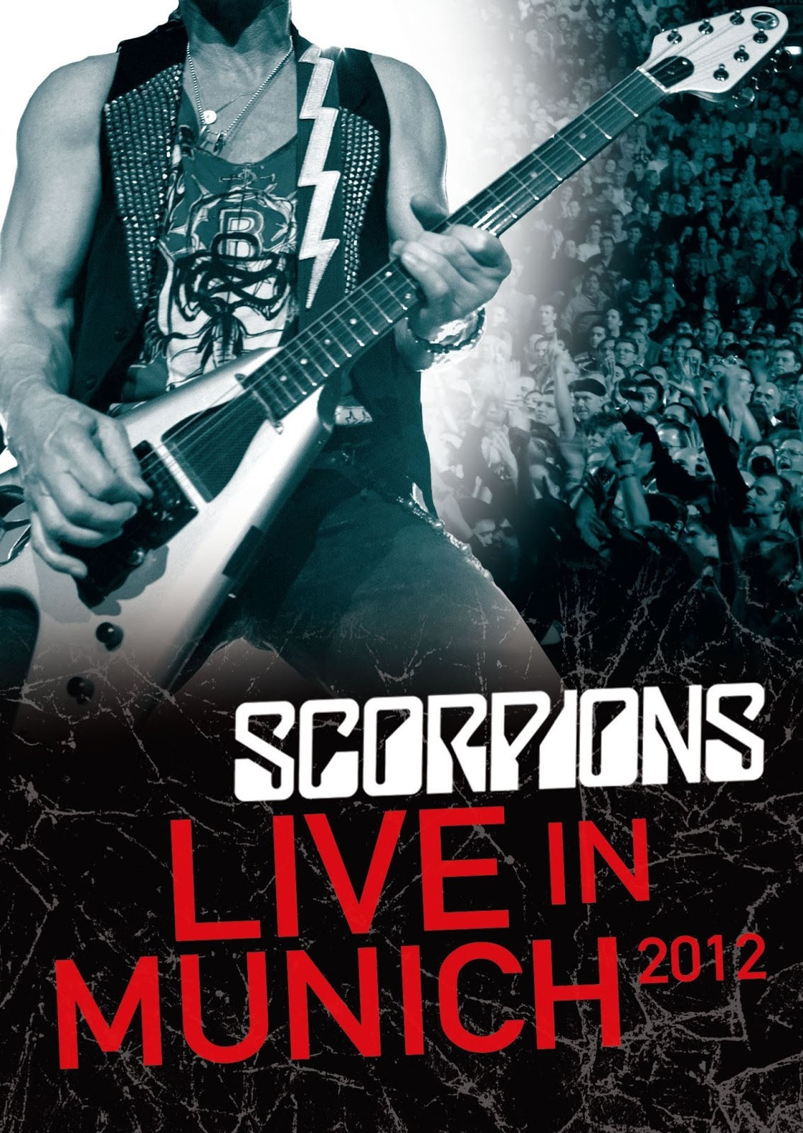 Scorpions – Live in Munich 2012