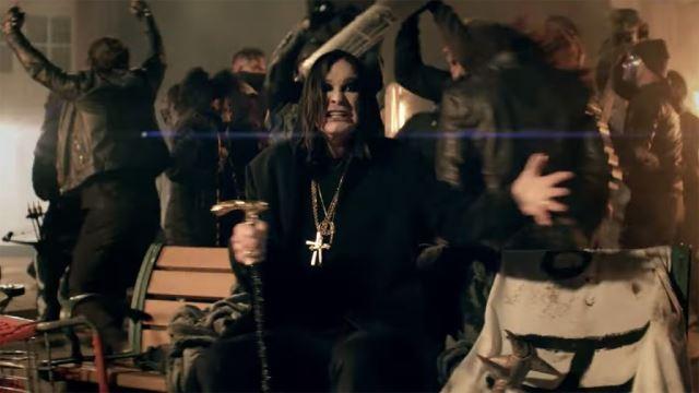 "OZZY OSBOURNE: Video για το νέο single ""Straight To Hell"""