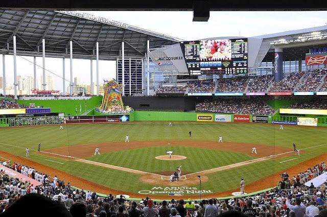 Onde comprar ingressos para jogos de beisebol em Miami