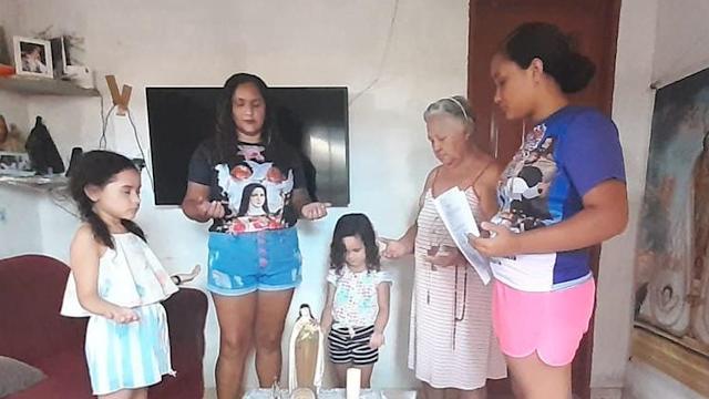 IAM organiza Semana de Oração na Diocese de Pinheiro
