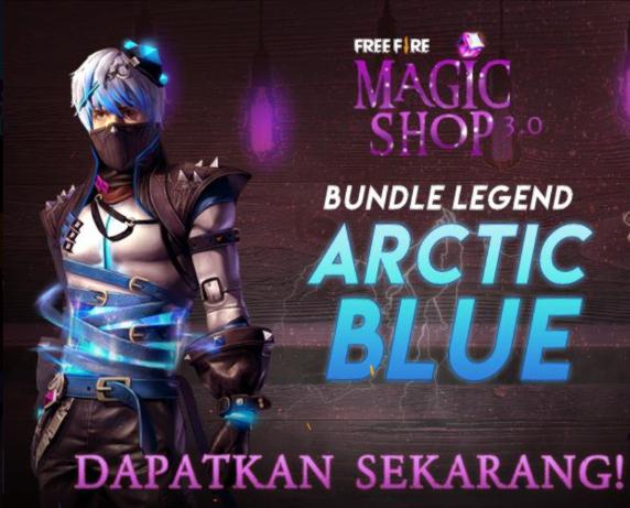 Magic Shop 3.0 Bundle Arctic Blue dan Crimson Red Terbaru 4