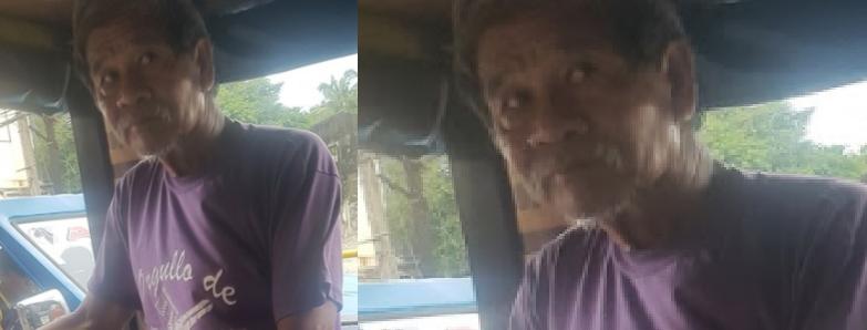 Pilit na Pinababa ang Matanda ng mga Kapwa niya Pasahero Dahil Daw sa Amoy niya