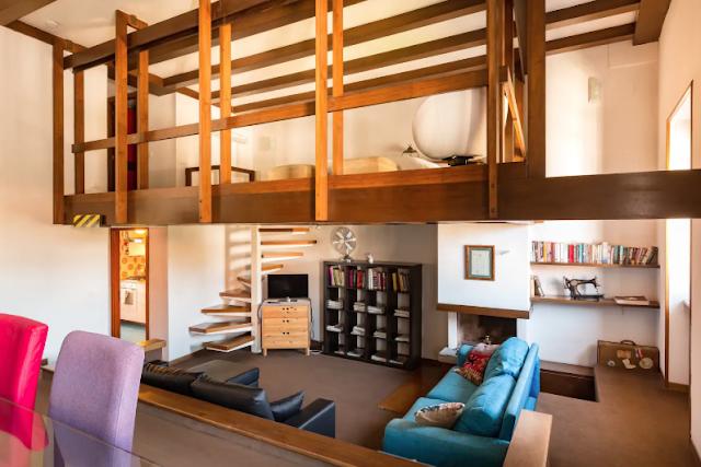 Airbnb Rome - Loft au Colisée