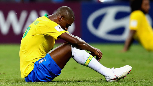 Sao Brazil bị dọa giết sau trận đấu thảm họa với Bỉ