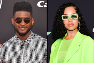 """Usher & Ella Mai Takes Us On New Music """"Don't Waste My Time"""" - Listen"""
