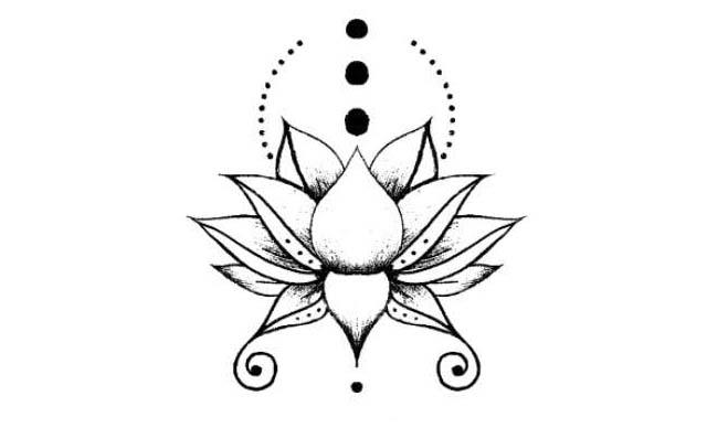 dibujo facil tatuaje paso a paso