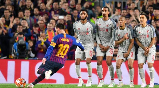 Prediksi Bola Liverpool vs Barcelona Liga Champions