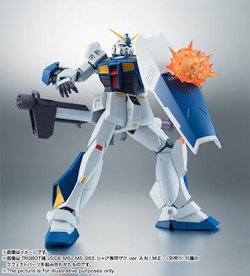 Robot Spirits <SIDE MS> Gundam RX-78NT-1 - Tamashii Nations