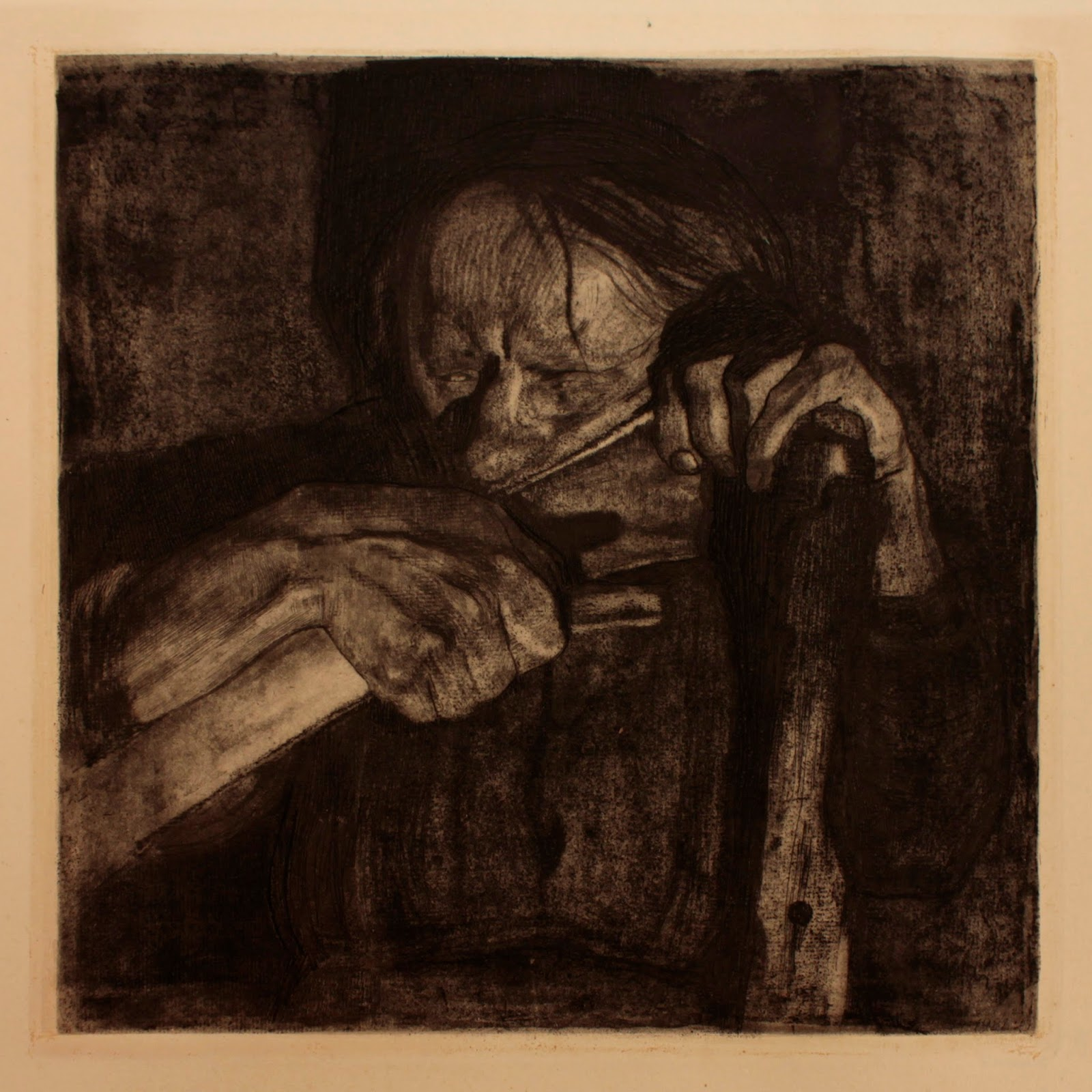 Käthe Kollwitz: Don't Fear the Reaper