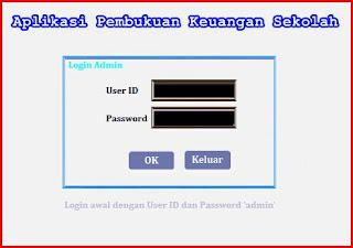 gambar aplikasi pembukuan keuangan sekolah