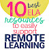 Lessons, Activities, and Projects to Support Remote Learning