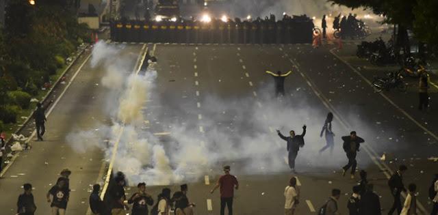 Kerusuhan Aksi Mei 2019 Akumulasi dari Pelaziman Kekerasan