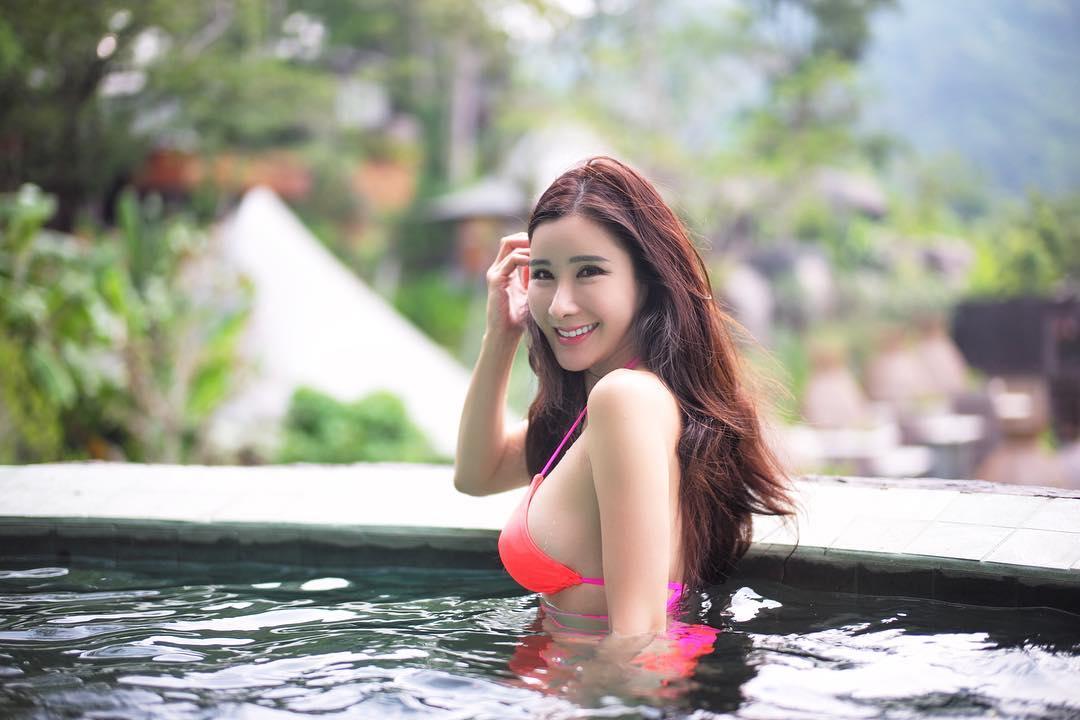 Foto Hot Seksi Jamie Chua