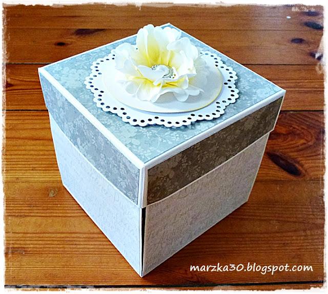 Box na ślub z Parą Młodą