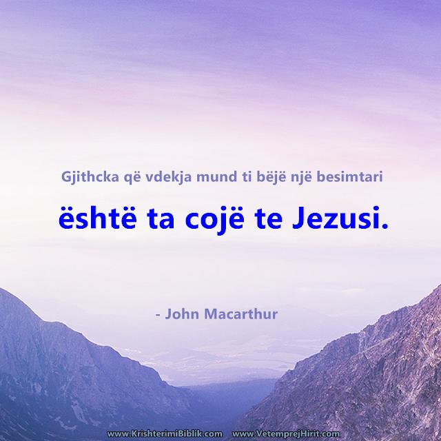 Jezusi, thenie biblike te krishtere,