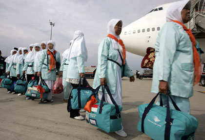 Info Tips Jadwal dan Berita Haji Indonesia Online Paling Update