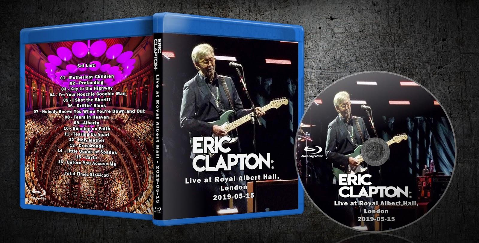Deer5001rockcocert Eric Clapton 2019 05 15 Live At Royal
