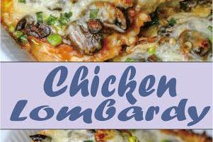Chicken Lombàrdy