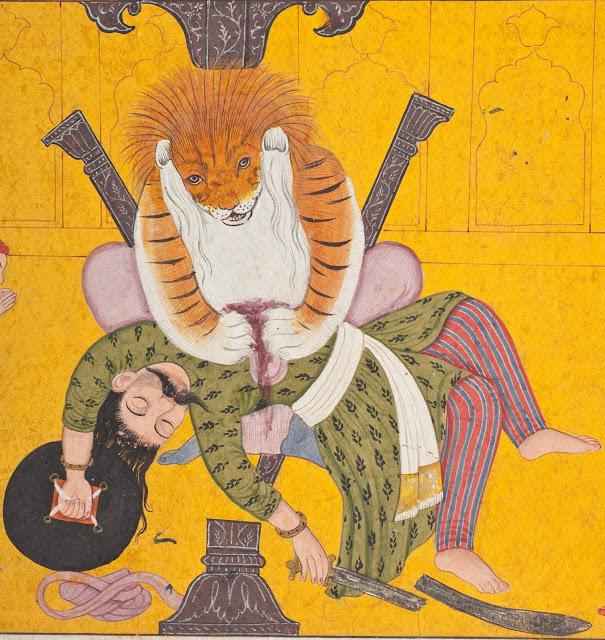 Hiranyakashyap photo www.twinkaly.com