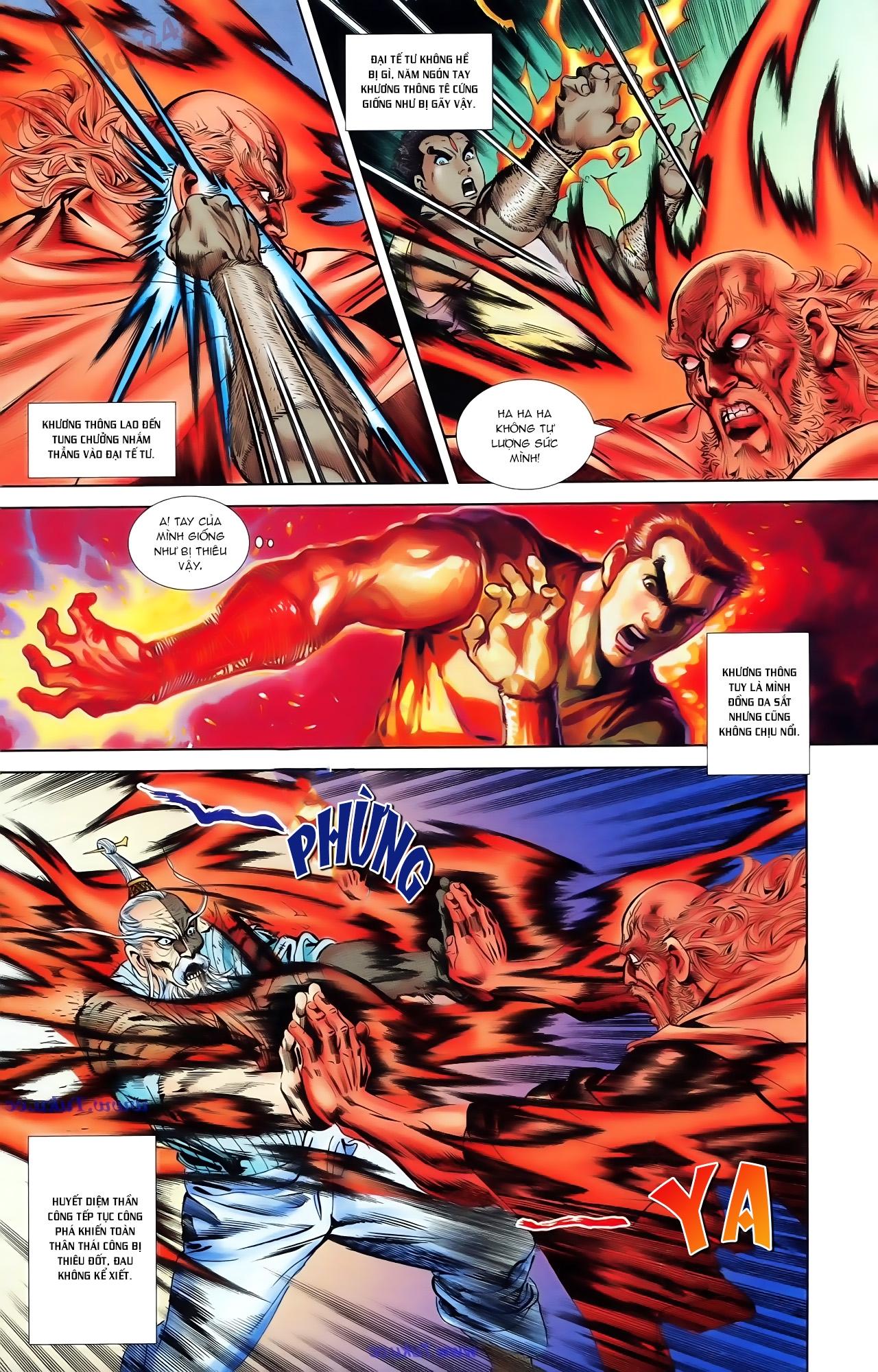 Cơ Phát Khai Chu Bản chapter 81 trang 25