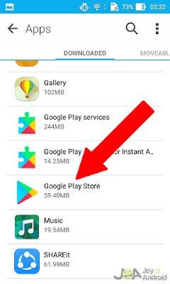كيفية حل مشكلة تحميل التطبيقات Download Pending في متجر جوجل بلاي