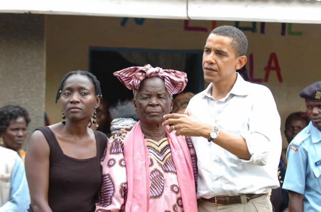 Photos Of Barack Obama In Kenya In 1988, 1992, 2006-4211