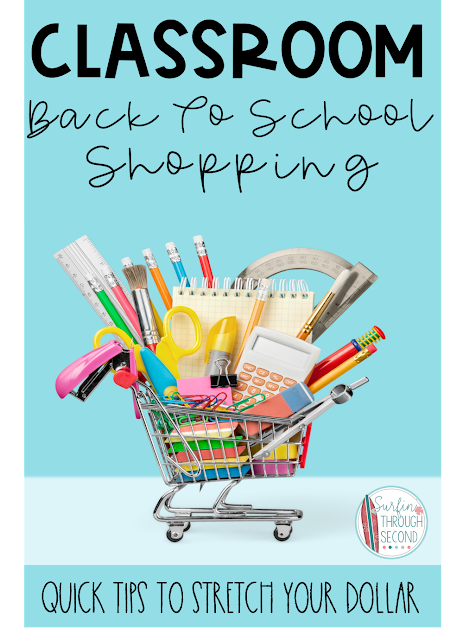 Quick Tips To Save Money Back To School Shopping School Supplies