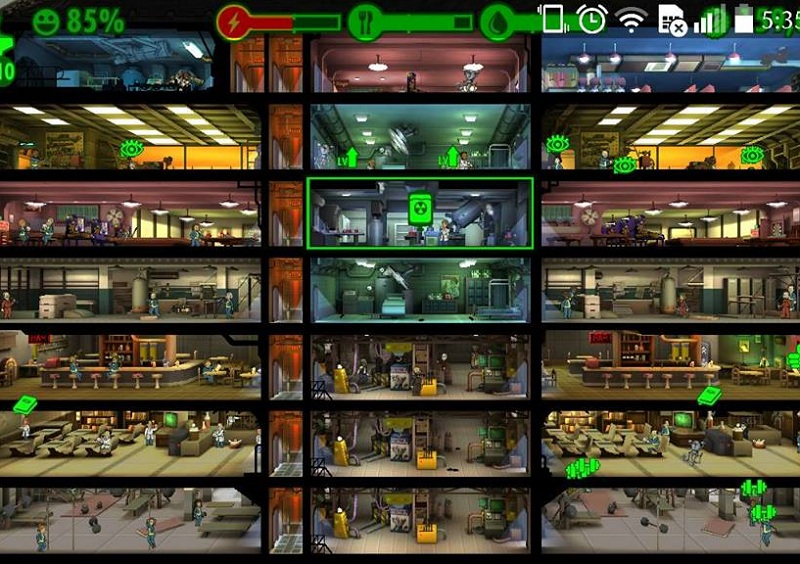 Fallout Shelter PC Game Free Download Full Version