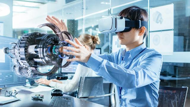 Bagaimana Cara Kerja Virtual Reality