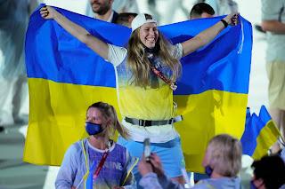 У Росії не показали збірну України на відкритті літньої Олімпіади-2020. Бо треба було «виконати комерційні зобов'язання»
