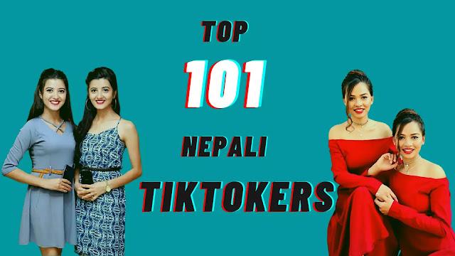 Top 101 Nepali TikTokers