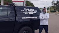 ROAD TRIP UK TO PAKISTAN JULY 2019 Part 1