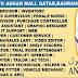 ANSAR Shopping Mall Large Recruitment - Qatar, Bahrain, UAE & Oman