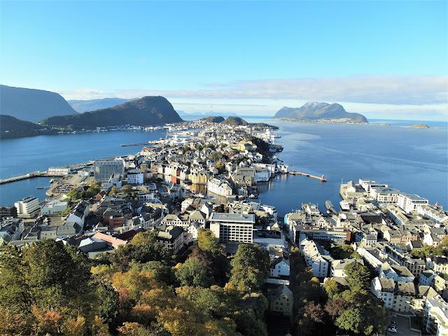 Nordens bästa stad för naturupplevelser