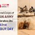 Armoured Corps of Indian Army celebrates its 82nd Armour Day