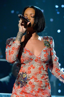 Rihanna, 2016 MusiCares Person of the Year tribute concert honouring Lionel Richie