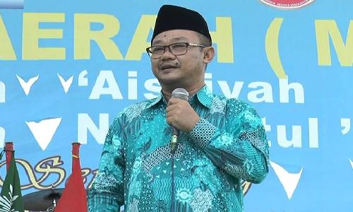 Din: Abdul Mu'ti Tunjukkan Sikap Kader Muhammadiyah Sejati yang Tidak Gila Jabatan
