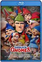 Sherlock Gnomes (2018) HD 1080p Dual Latino / Ingles