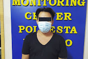 AM Pelaku Penikaman Ditangkap Tim Paniki Polresta Manado di Rumah Nenek