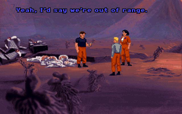 The Dig Captura de pantalla 7