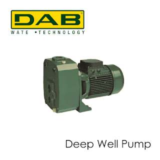 Pompa Air DAB Deep Well 82 M