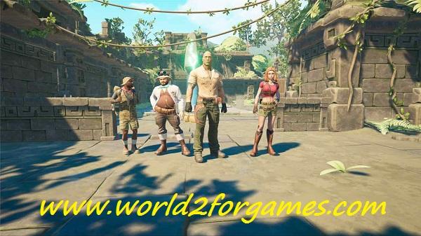 Free Download JUMANJI : The Video Game