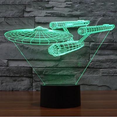 Star Trek 3D Night Light