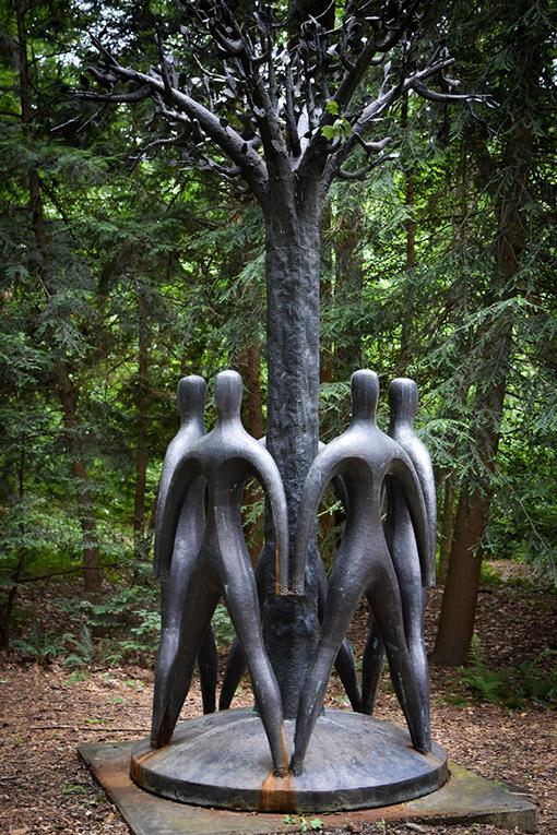 Goizueta Gardens - Swan Woods | Photo: Travis Swann Taylor